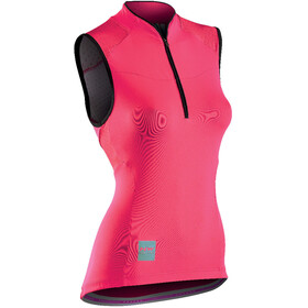 Northwave Venus 2 Bike Jersey Sleeveless Women red